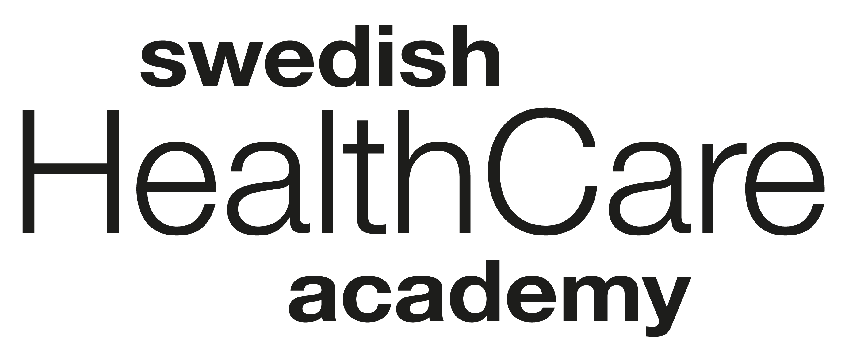Swedish HealthCare Academy logo